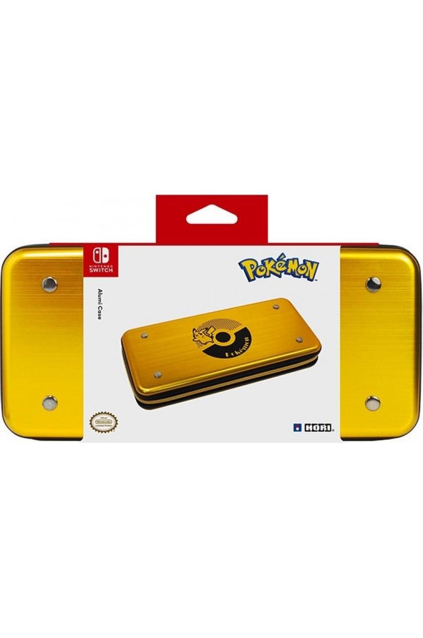 Алюминиевый чехол Hori Pikachu для Nintendo Switch