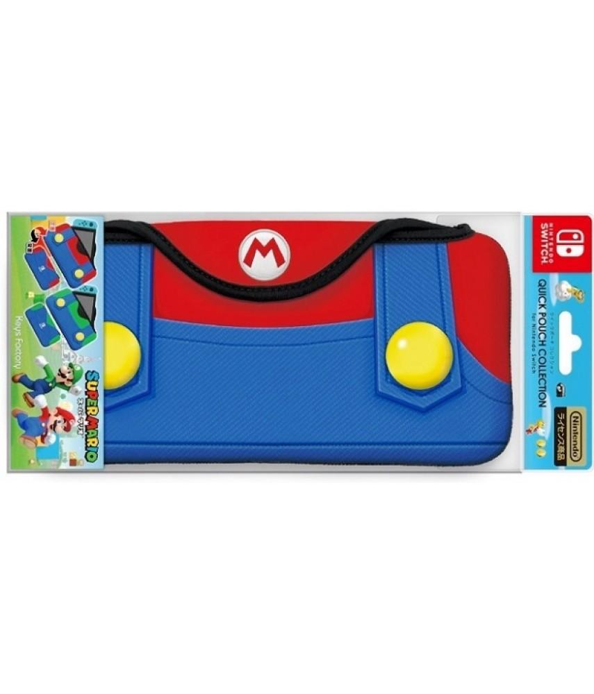 Чехол Quick Pouch Collection «Mario»