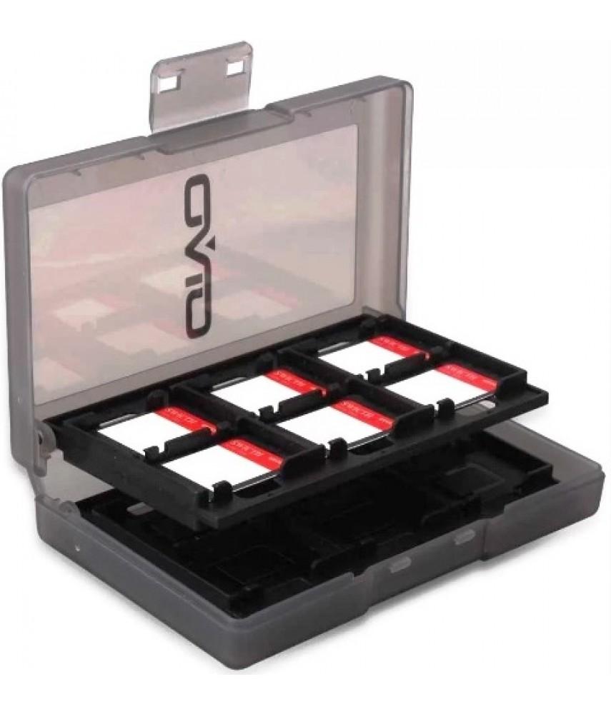 Кейс для хранения картриджей Nintendo Switch (OIVO IV-SW029)