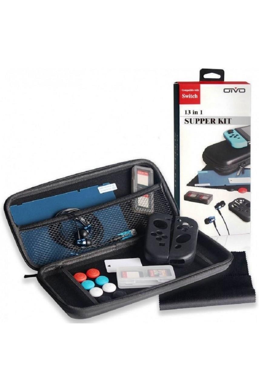Набор Super Kit 13 в 1 для Nintendo Switch (OIVO IV-SWT01)
