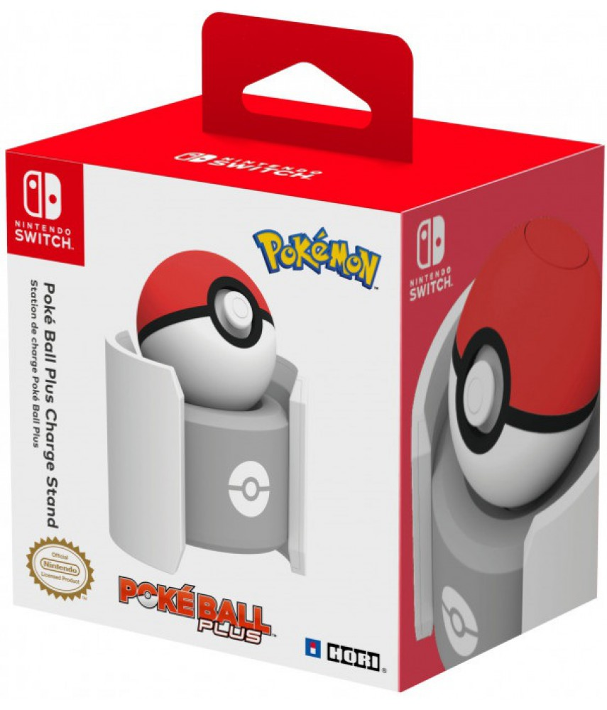 Стенд Hori для зарядки Poke Ball Nintendo Switch (NSW-137U)