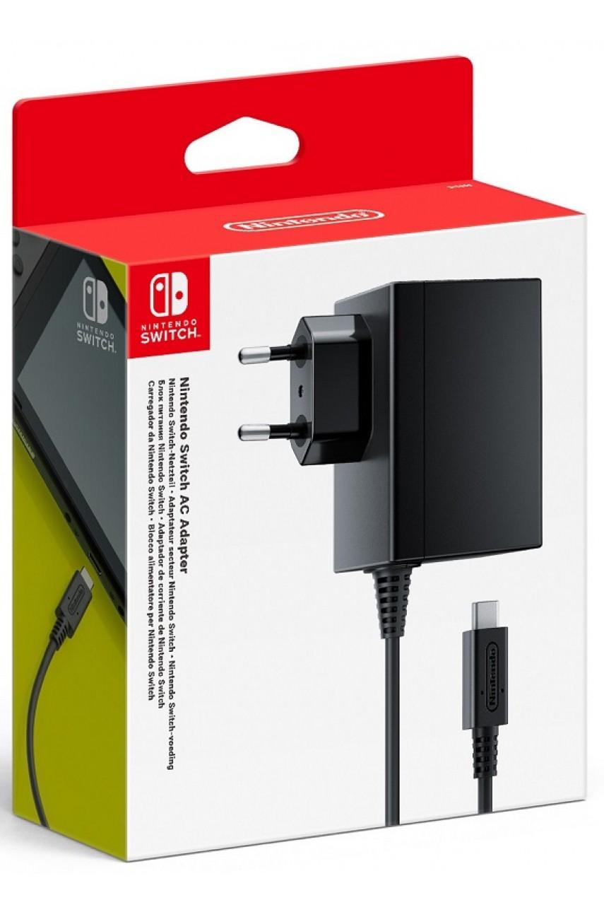Блок питания для Nintendo Switch (оригинал)