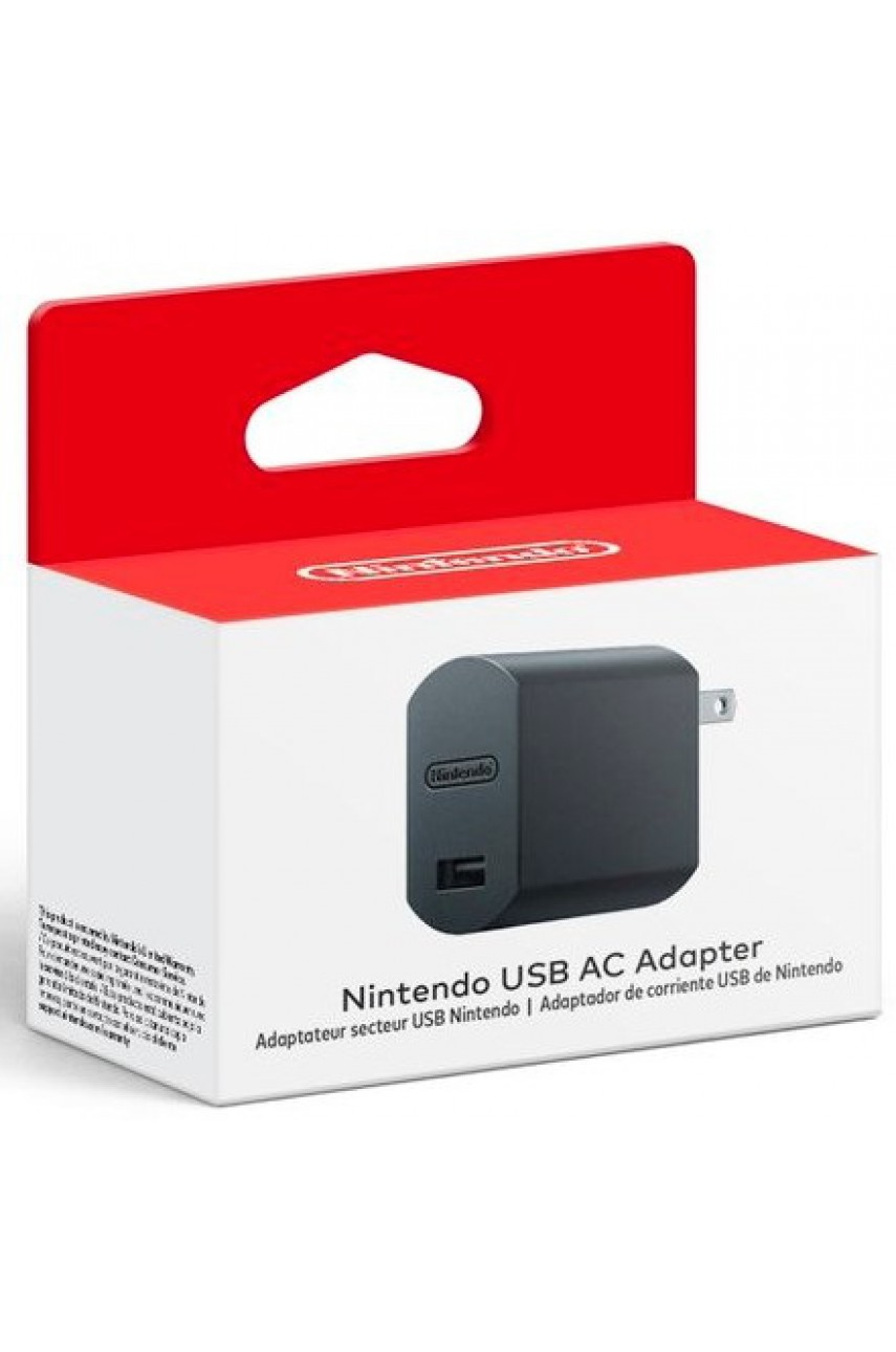 Адаптер Nintendo USB AC Adapter Original