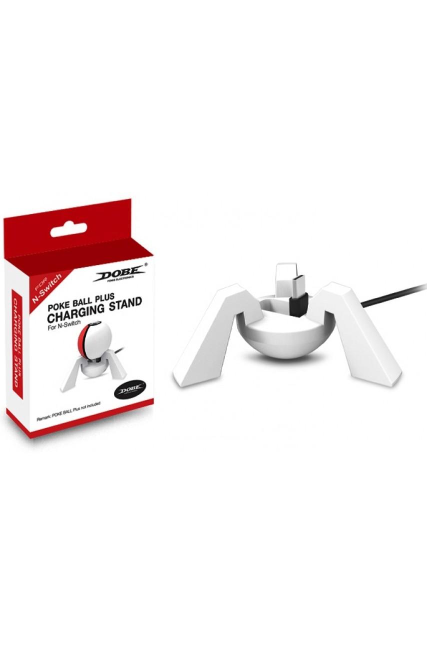 Зарядная станция для Poke Ball Plus for Nintendo Switch (DOBE TNS-18136)