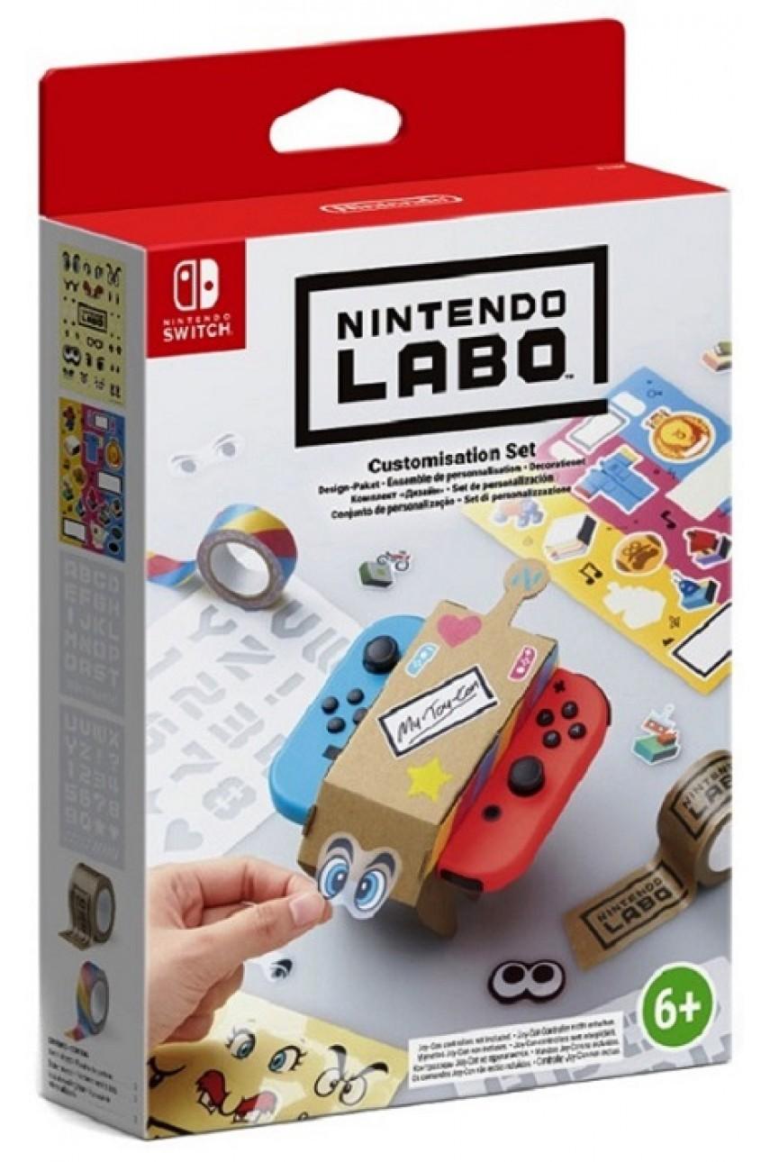 Комплект «Дизайн» Nintendo Labo