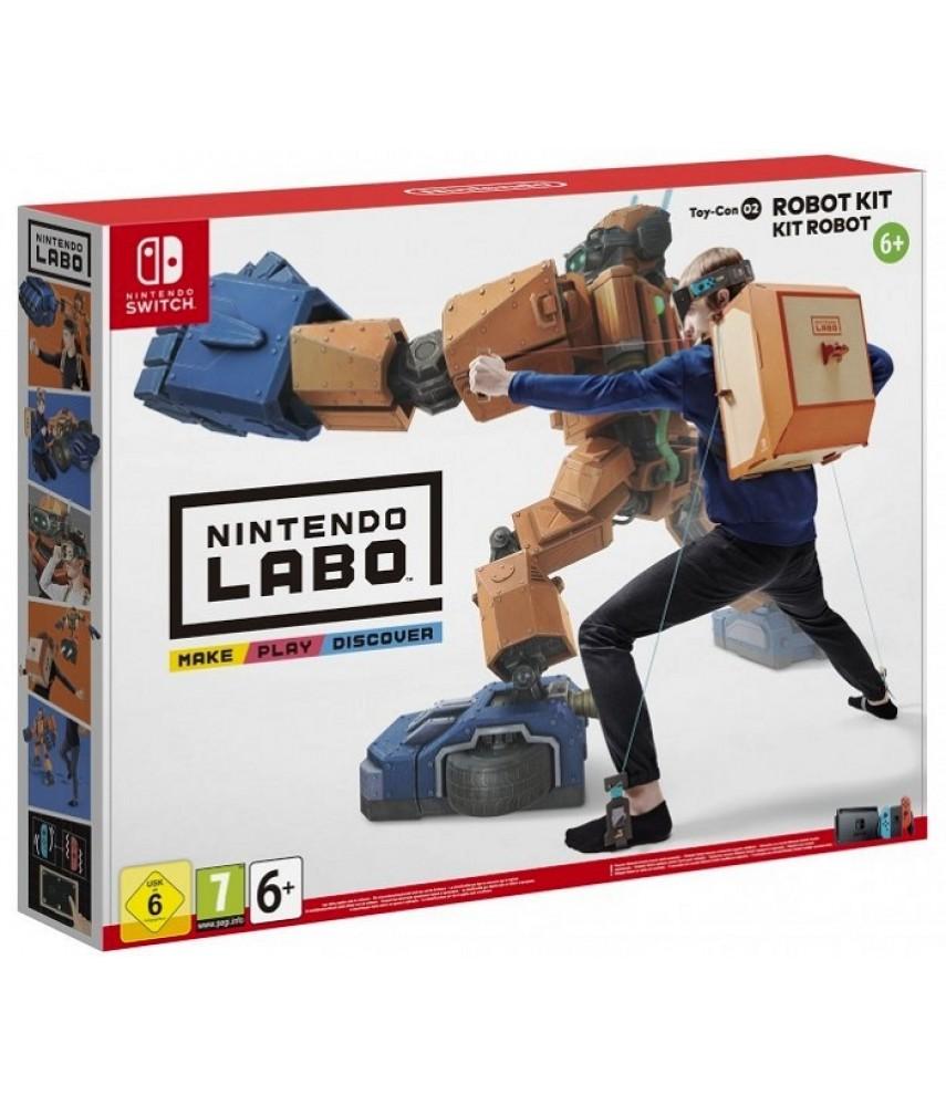 Набор «Робот» Nintendo Labo