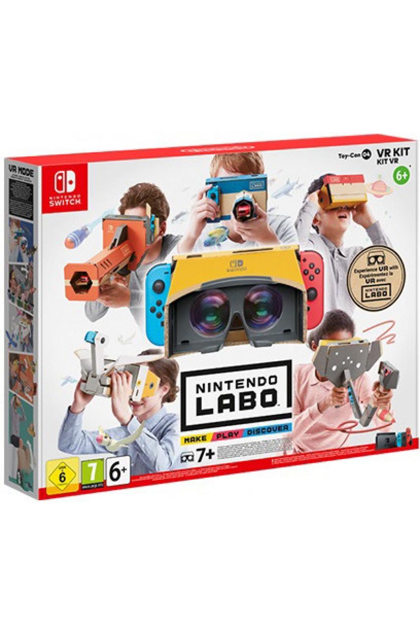Набор VR Nintendo Labo (Nintendo Switch)