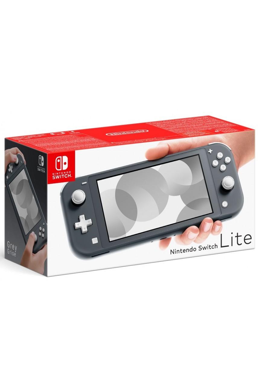 Портативная  игровая приставка Nintendo Switch Lite