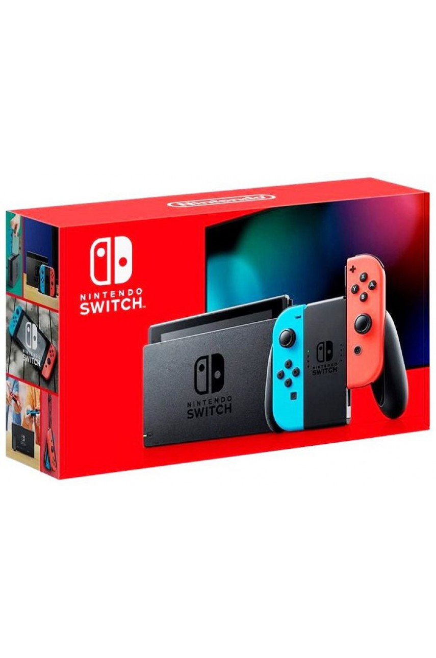 Nintendo Switch [Улучшенная батарея]