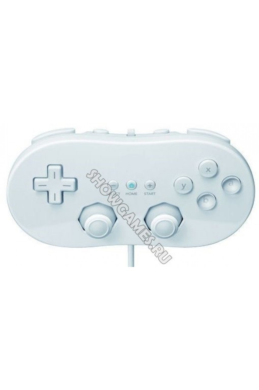 Wii Controller Classic White
