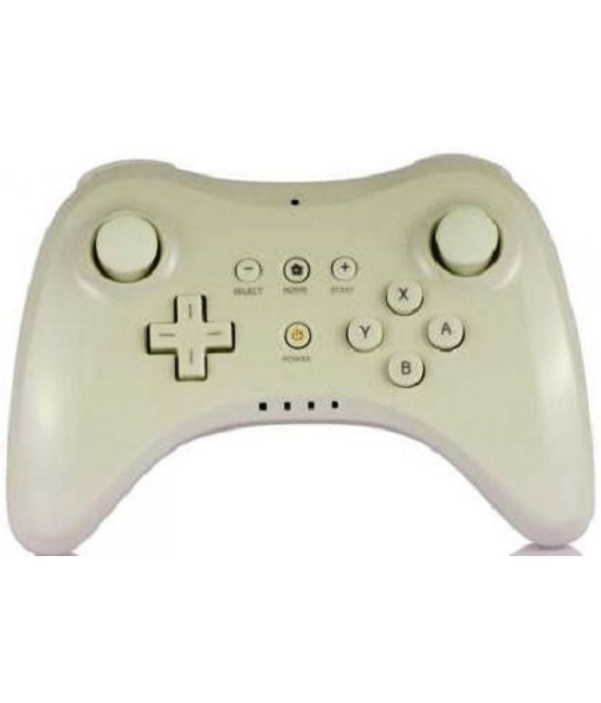 Контроллер Wii U Pro Controller (белый)