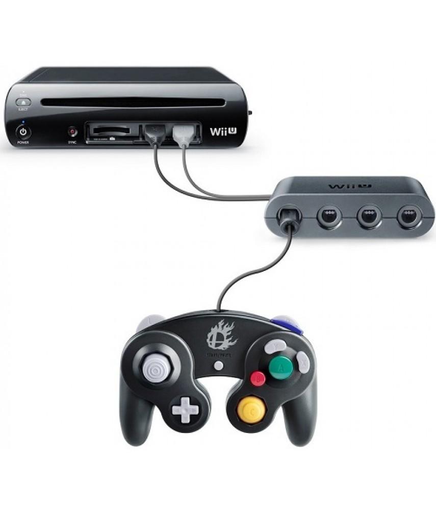 Wii U Адаптер для контроллера Game Cub (Adapter for Game Cub Controllers)