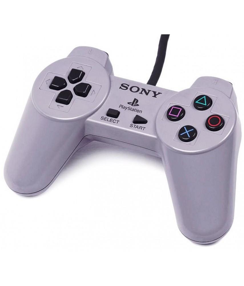 Проводной джойстик для PS One (оригинал)