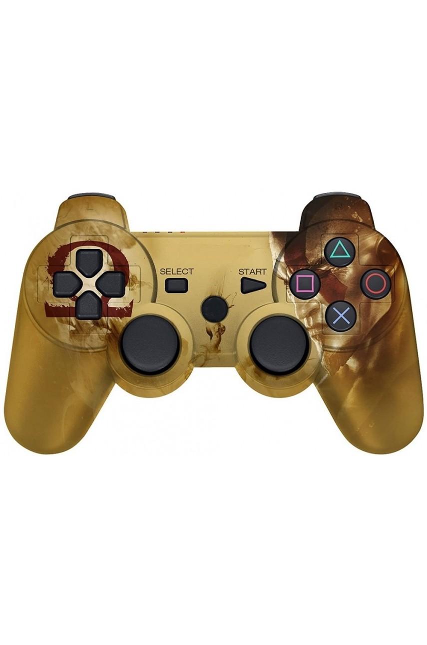 Джойстик Dualshock 3 God of War (OEM)