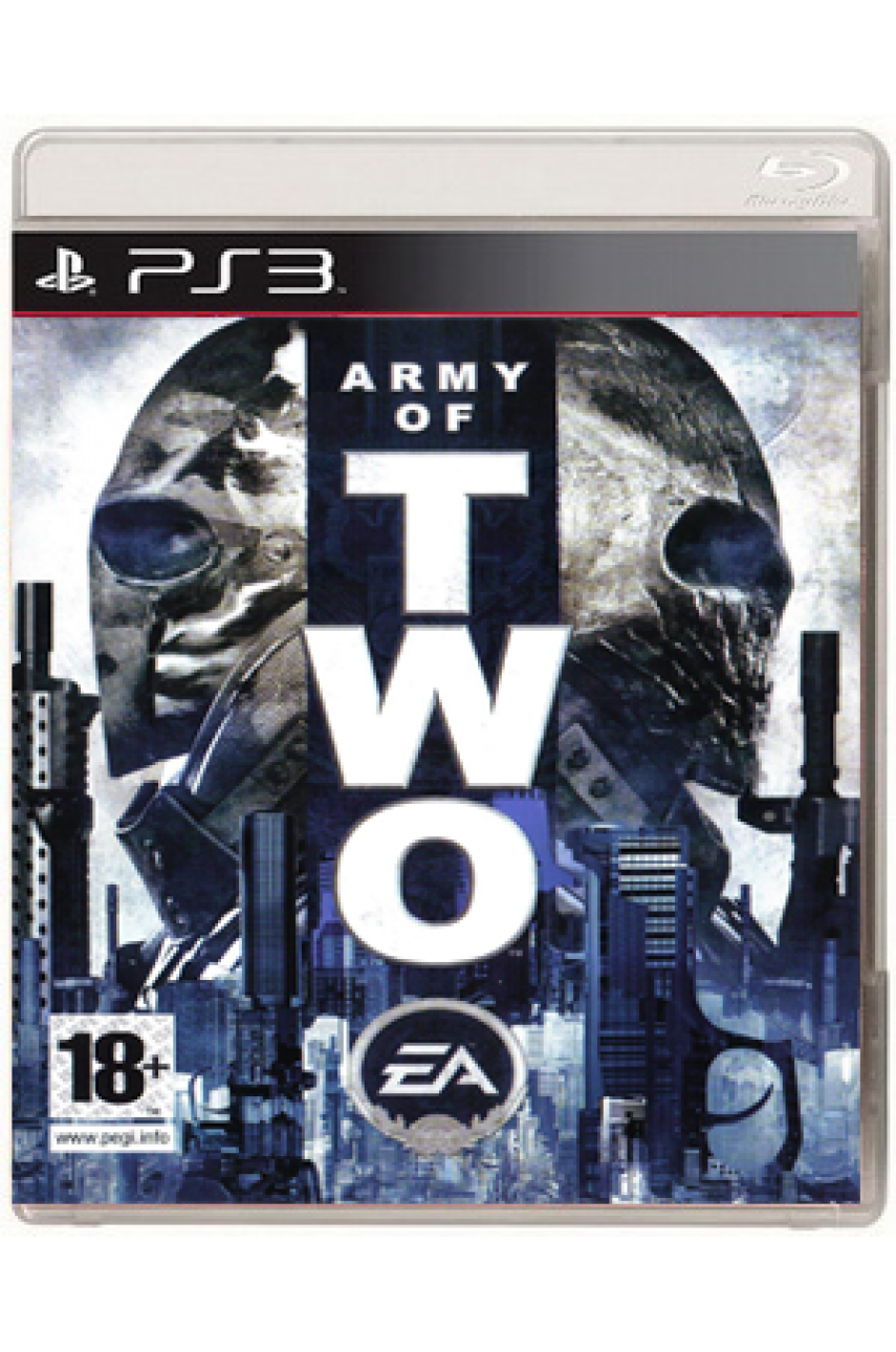 Army of Two [PS3] - Б/У