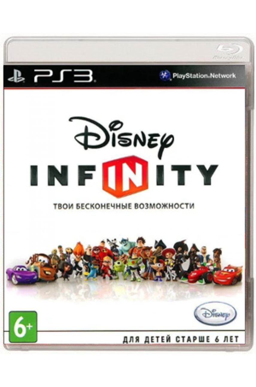 Disney Infinity [PS3] - Б/У
