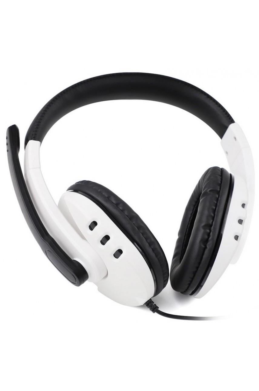 Наушники Stereo Headphone PS5/Xbox 360/Xbox One/N-Switch (DOBE TY-0820)