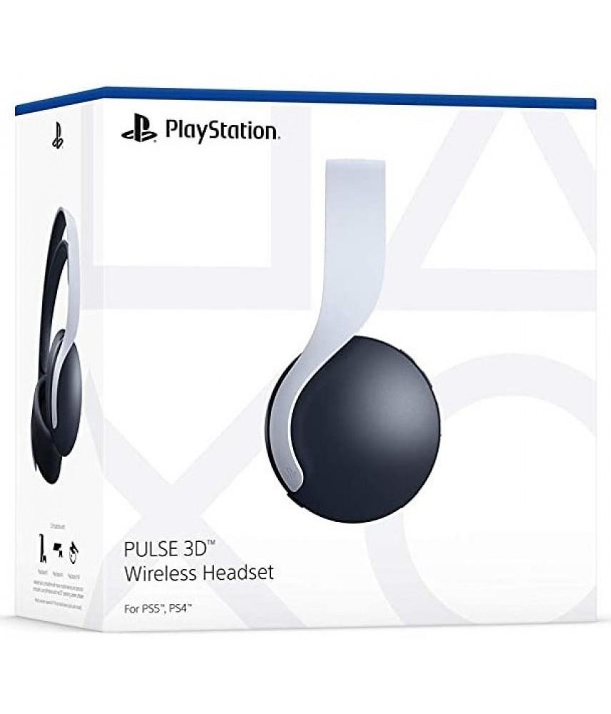 SONY Гарнитура беспроводная PULSE 3D для PS5