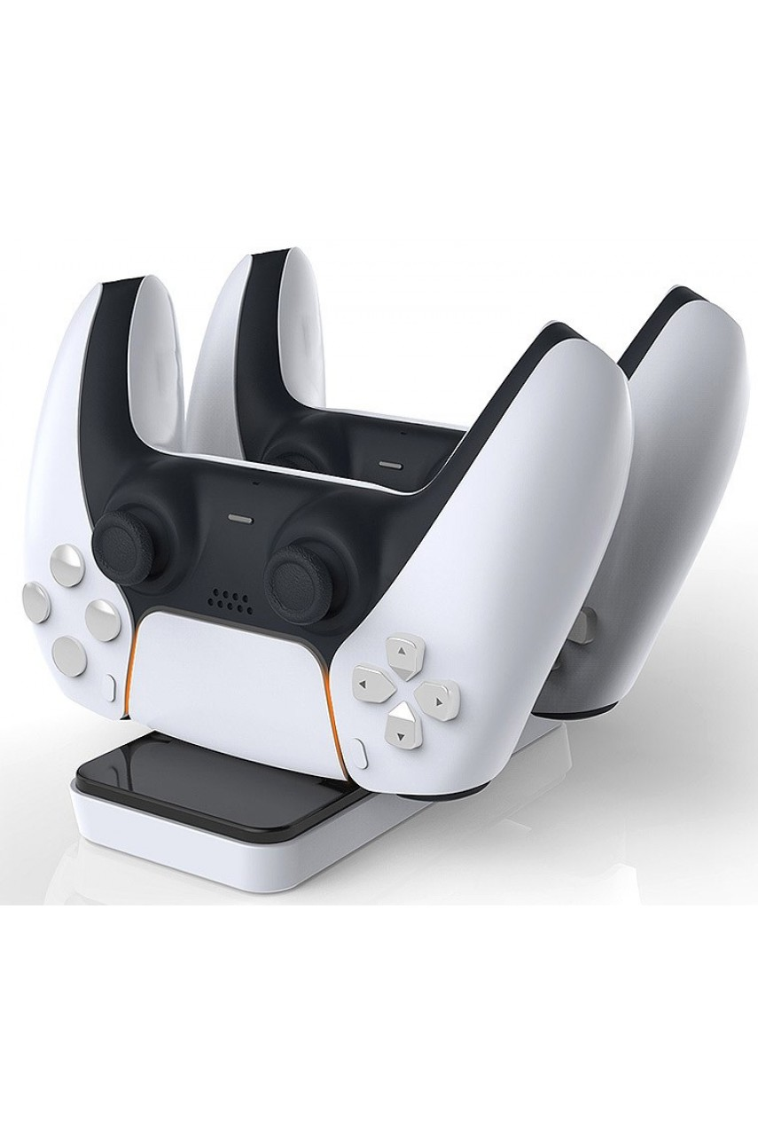 Зарядная станция PS5 DOBE Charging Dock (TP5-0504) (PlayStation 5)