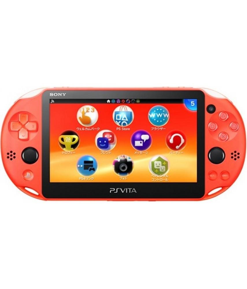 PS Vita Slim Wi-Fi Neon Orange