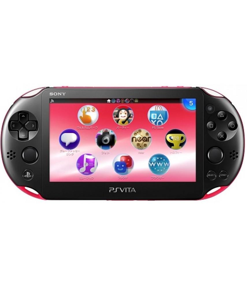 PS Vita Slim Wi-Fi Black/Pink