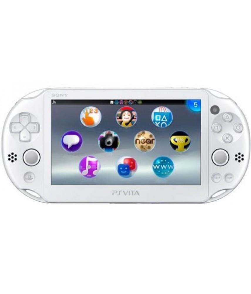 PS Vita Slim Wi-Fi White