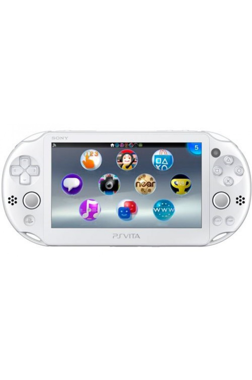 PS Vita Slim Wi-Fi White