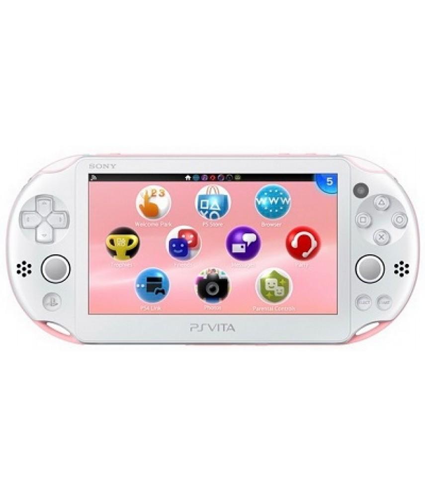 PS Vita Slim Wi-Fi White/Pink