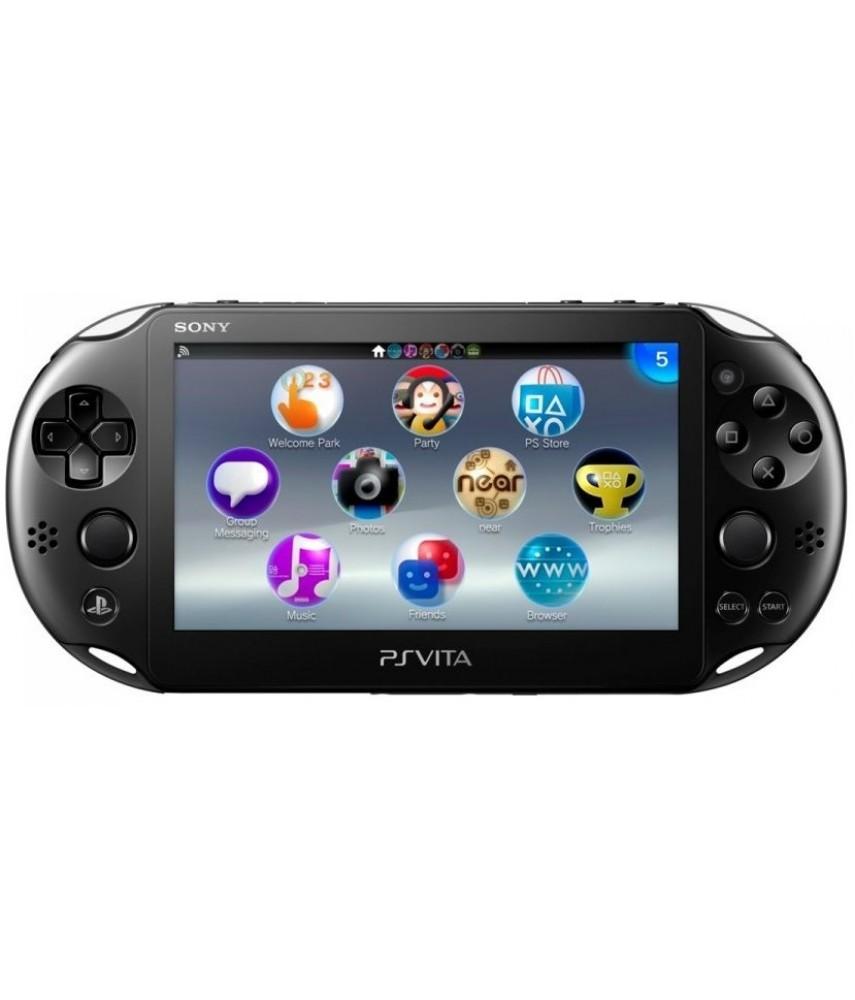 PS Vita Slim Wi-Fi Black