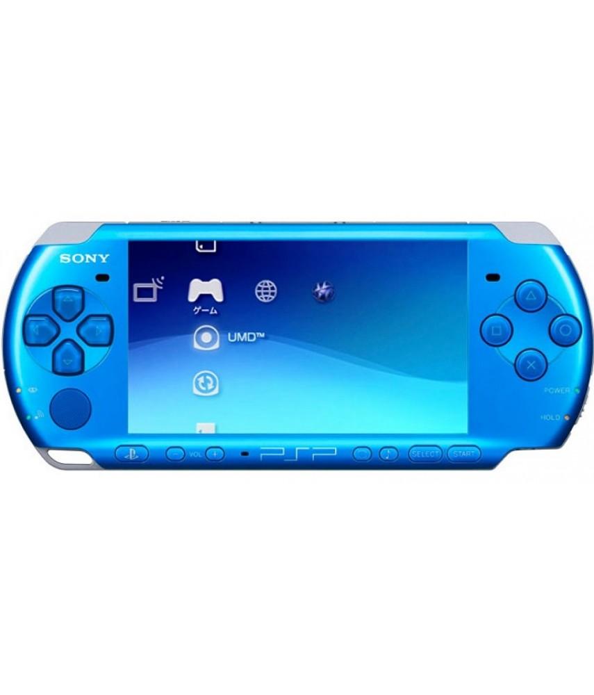 PSP 3000 Slim Blue (Ref Sony)