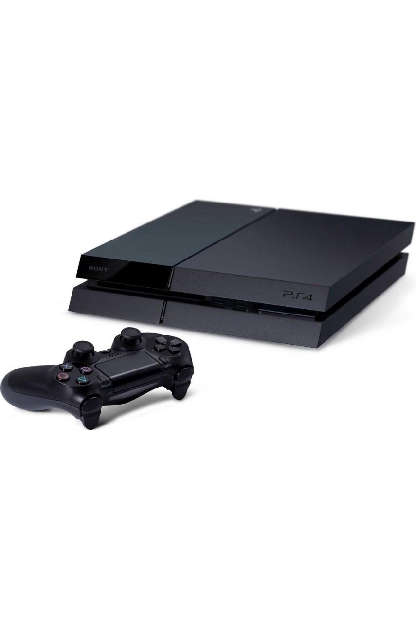 Sony PlayStation 4 500Gb Black - Б/У