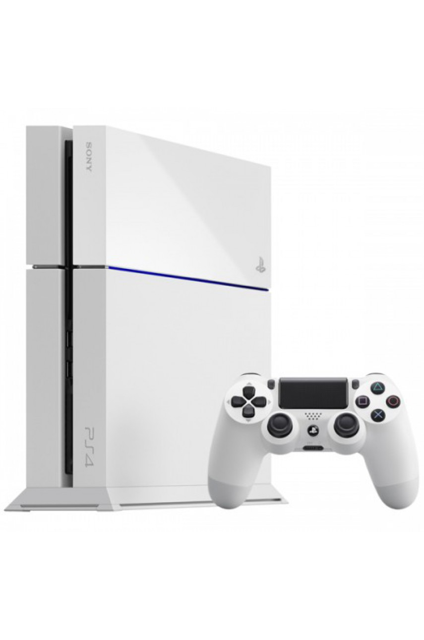Sony PlayStation 4 500Gb White - Б/У