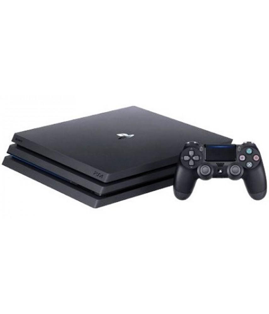 Sony PlayStation 4 Pro 1TB Black (CHU-7216В)
