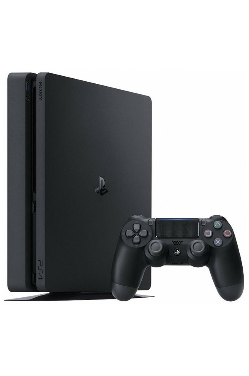 Sony PlayStation 4 Slim 500Gb Black - Б/У