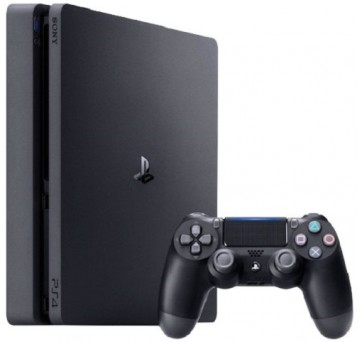 Приставки Playstation 4