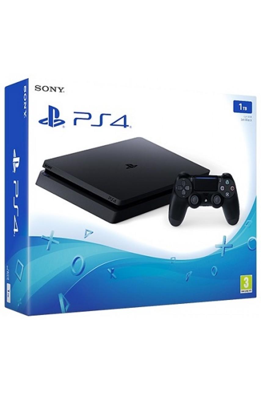 Sony PlayStation 4 Slim 1TB (CUH-2208B)