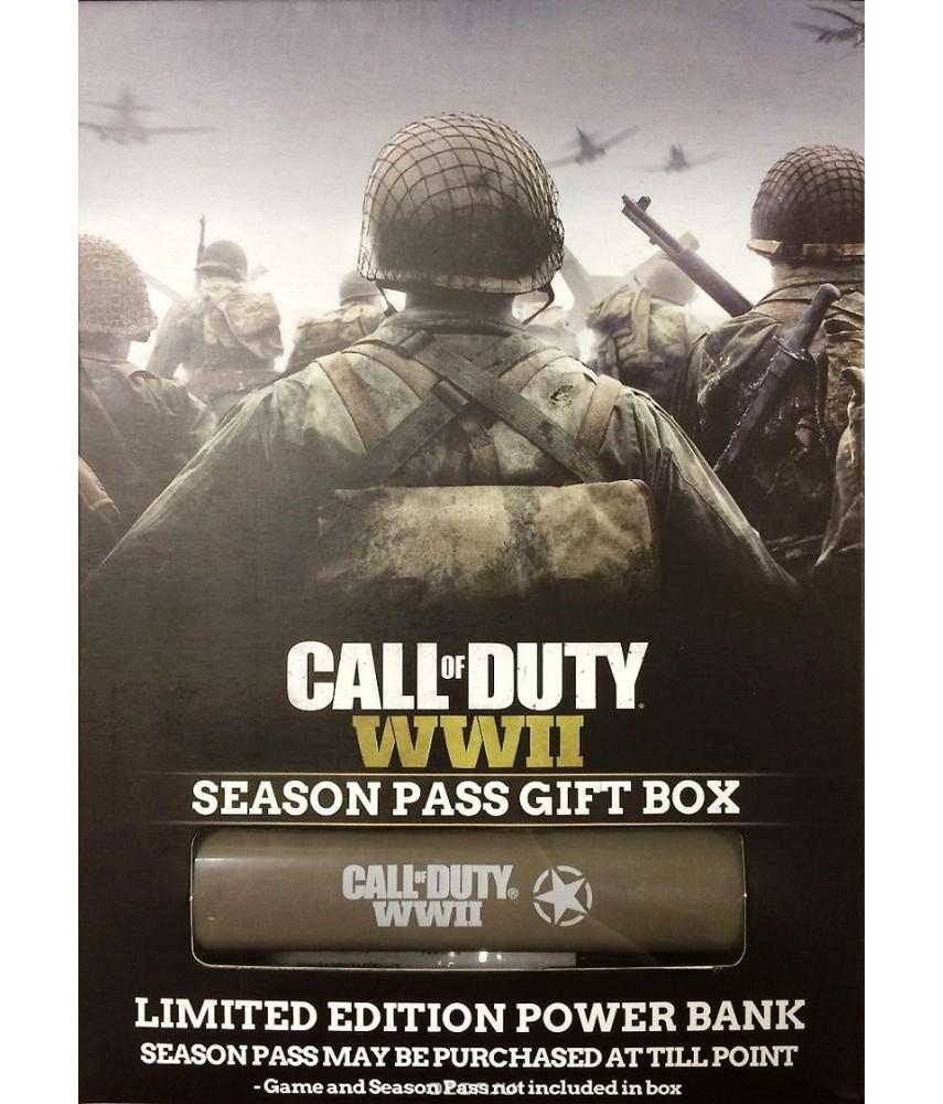 Внешний аккумулятор Call of Duty WW2