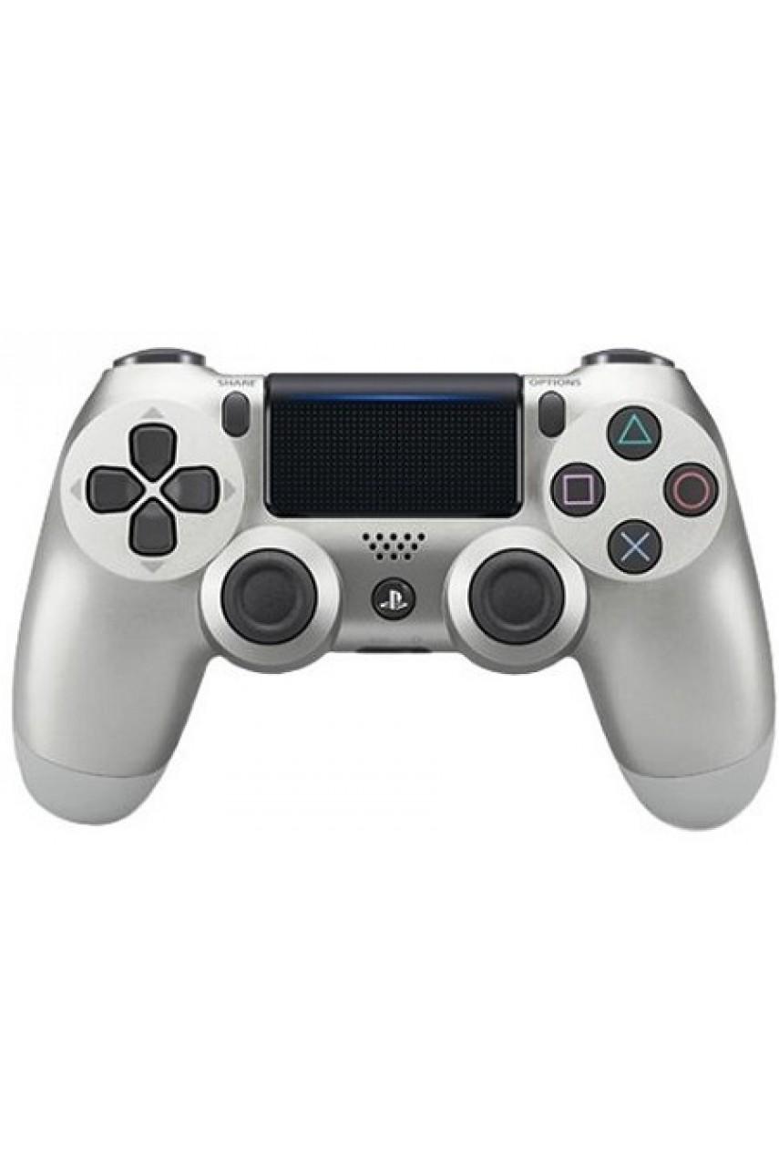 DualShock 4 v2 Silver