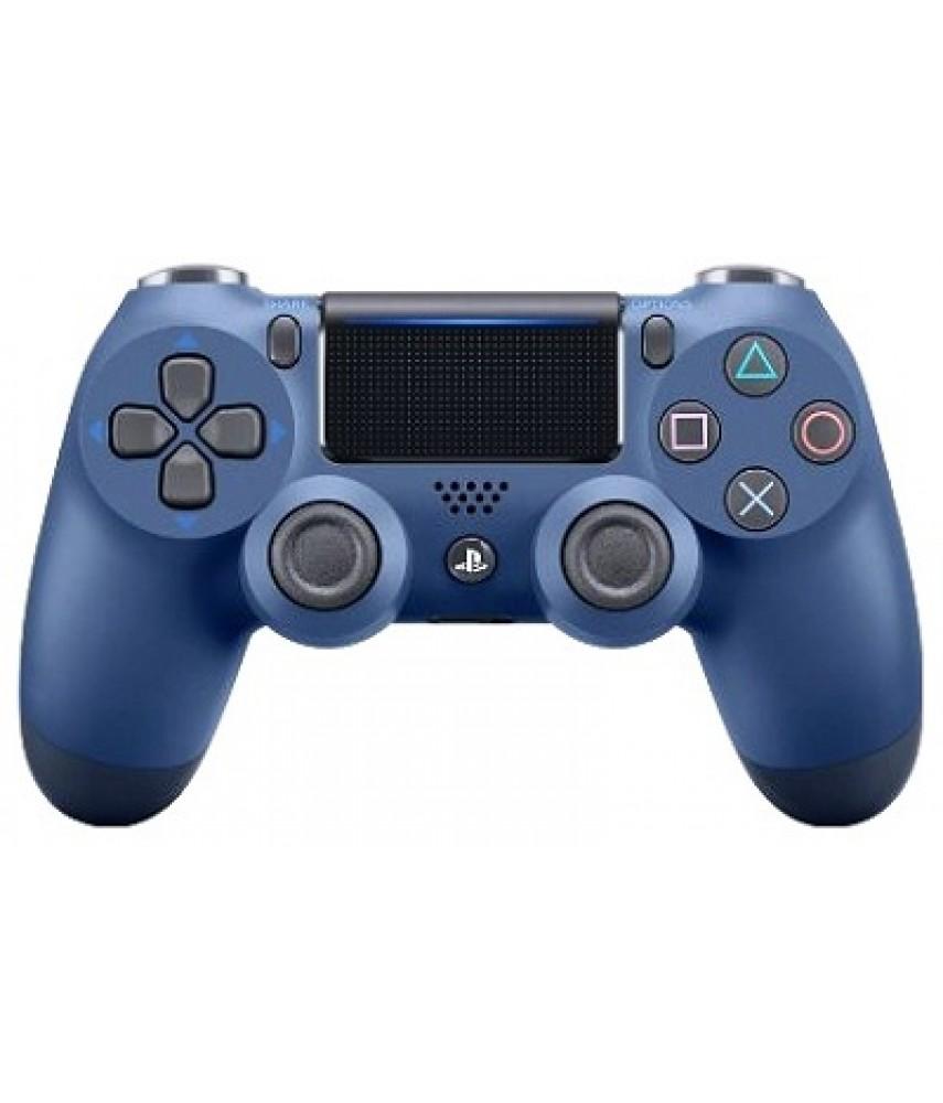 Геймпад Dualshock 4 v2 Midnight Blue (PS4)