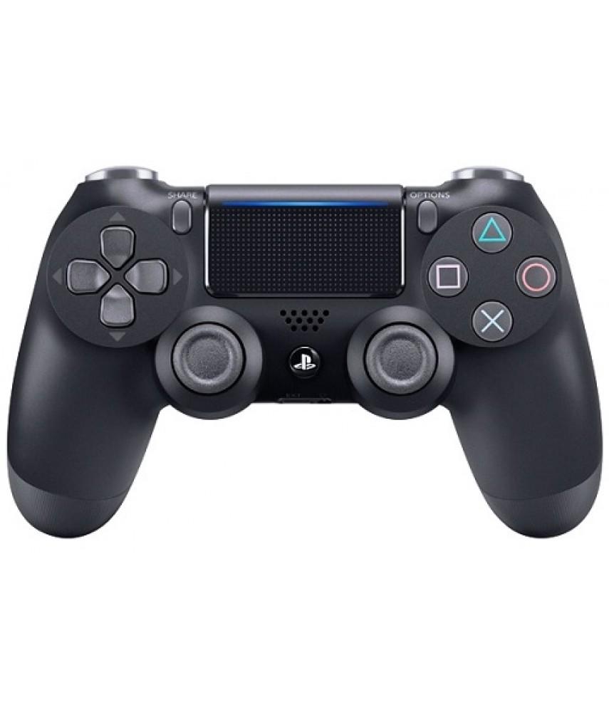 Геймпад Sony DualShock 4 v2 CUH-ZCT2E Чёрный - Б/У