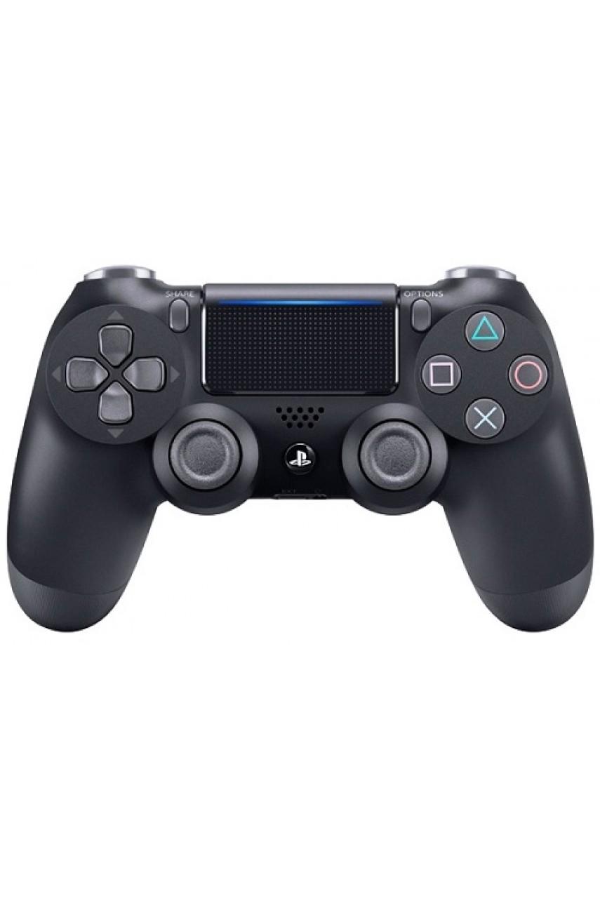Геймпад DualShock 4 v2 Black - Б/У