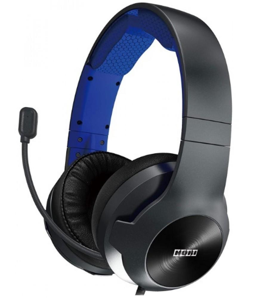 Игровая гарнитура gaming headset Pro для PS4 (HORI PS4-159U)