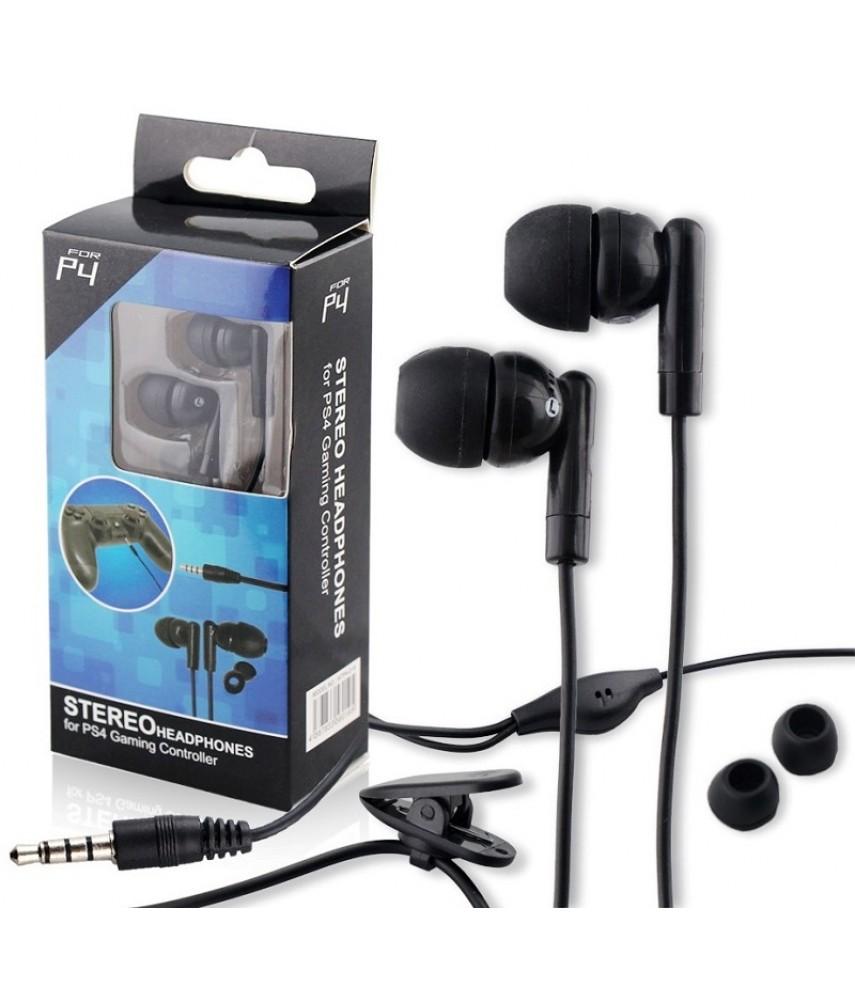 Наушники с микрофоном для Playstation 4 (Headphones Stereo PS4)