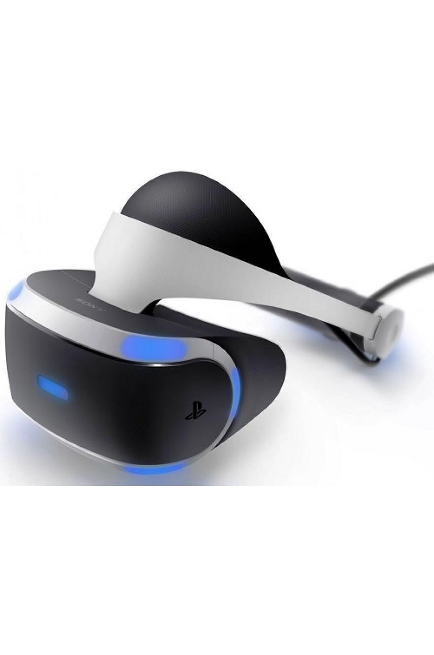 Шлем виртуальной реальности Sony PlayStation VR
