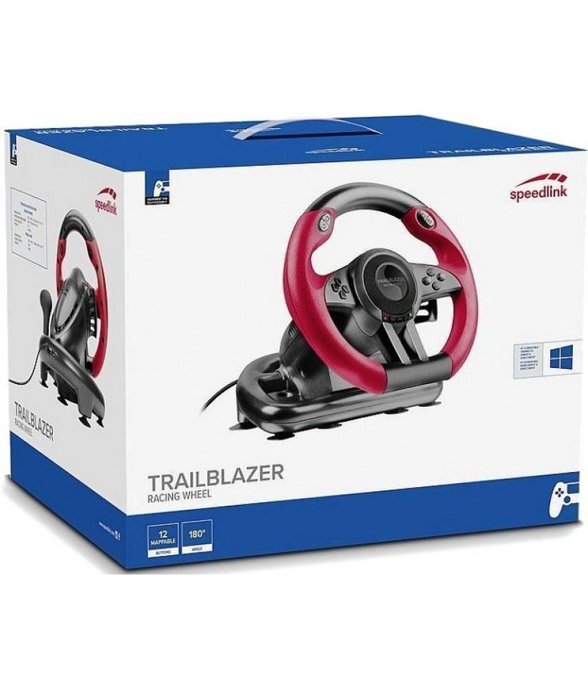Руль Speedlink Trailblazer Racing Wheel для PS3/PS4/Xbox One/PC