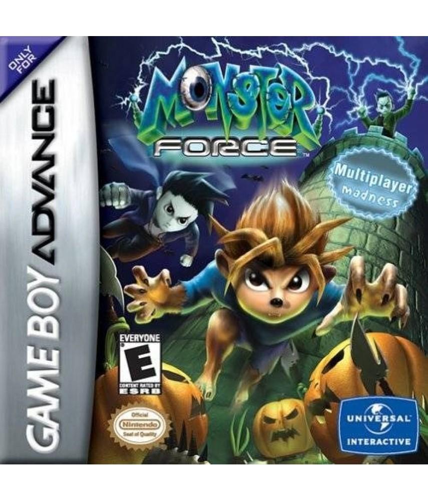 Monster Force [Game Boy]