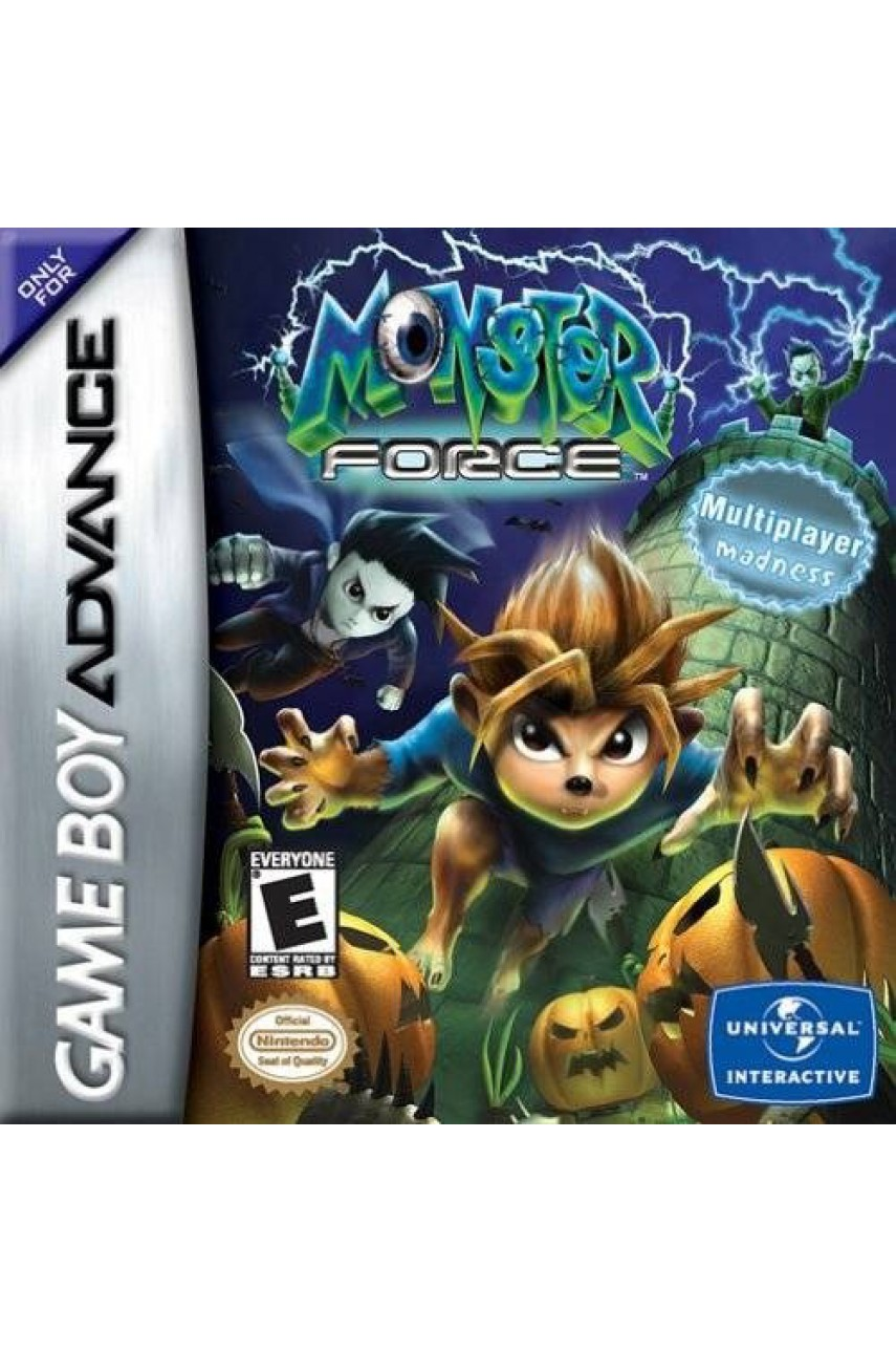 Monster Force [Game Boy]