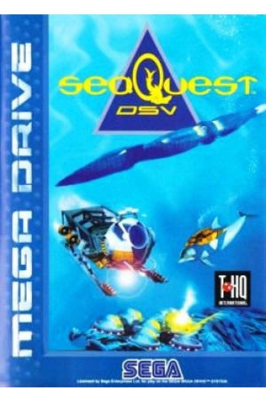 SeaQuest DSV [Sega]