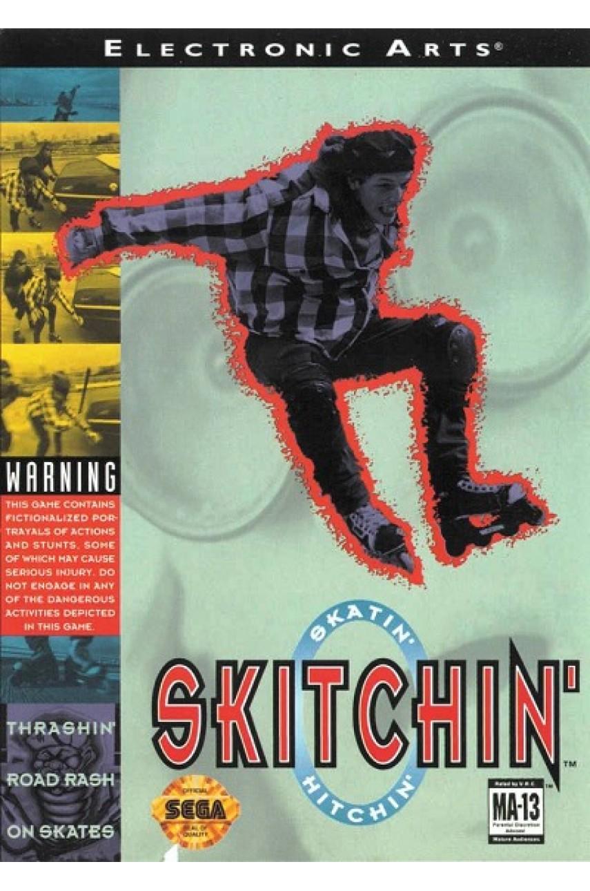Skitchin [Sega]