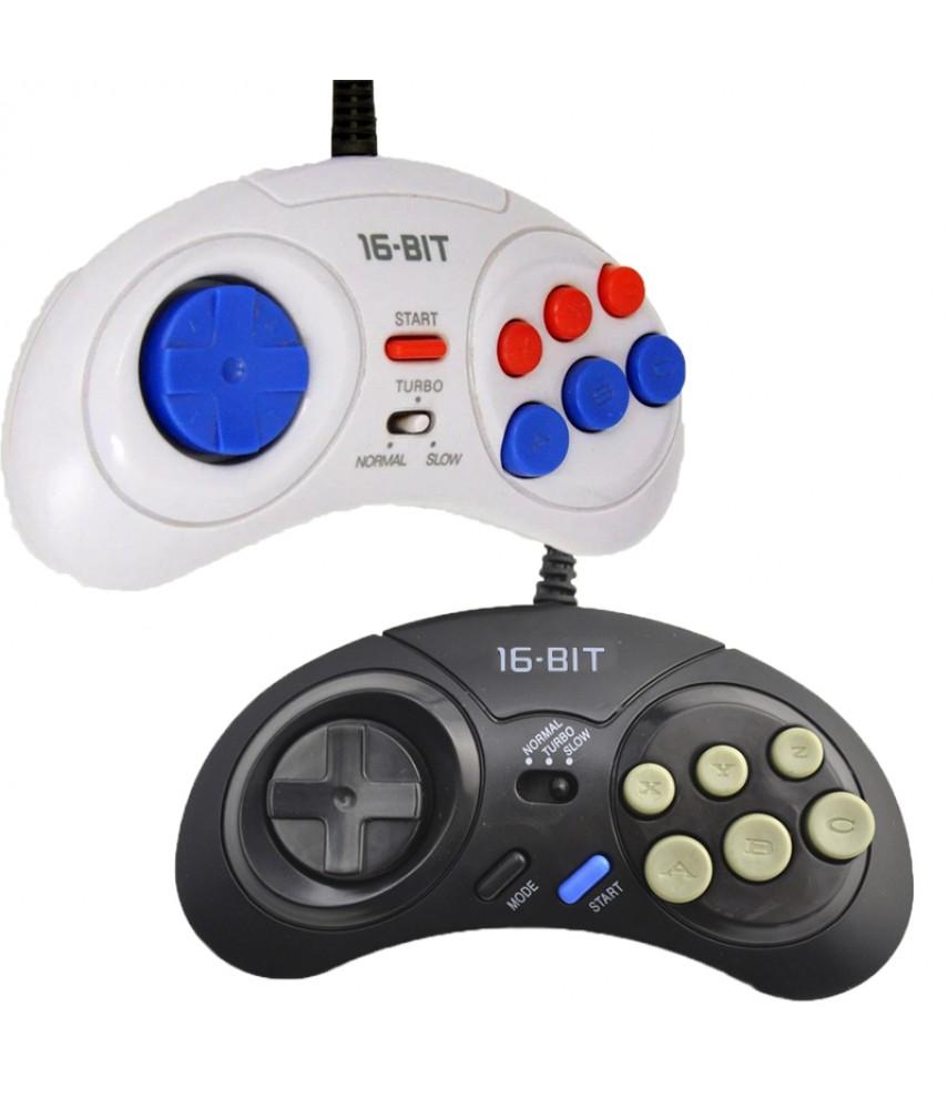 Джойстик Sega Mega Drive Turbo